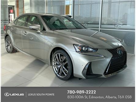 2020 Lexus IS 300 Base (Stk: LL00546) in Edmonton - Image 1 of 18