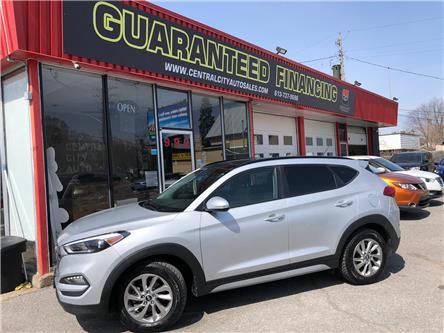 2017 Hyundai Tucson Premium (Stk: ) in Ottawa - Image 1 of 19
