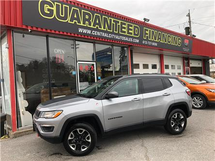 2018 Jeep Compass Trailhawk (Stk: ) in Ottawa - Image 1 of 23