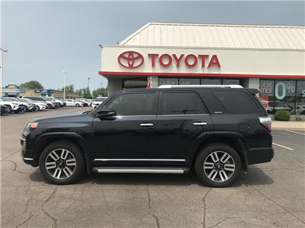 2018 Toyota 4Runner SR5 (Stk: 2001031) in Cambridge - Image 1 of 15