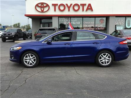 2013 Ford Fusion SE (Stk: 2001281) in Cambridge - Image 1 of 27