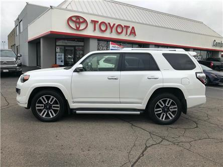 2018 Toyota 4Runner SR5 (Stk: P0055850) in Cambridge - Image 1 of 16