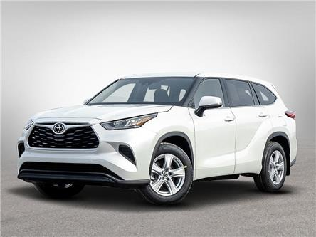 2020 Toyota Highlander LE (Stk: N02120) in Goderich - Image 1 of 23