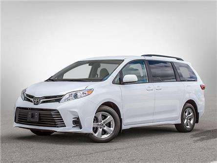 2020 Toyota Sienna LE 8-Passenger (Stk: N04820) in Goderich - Image 1 of 23