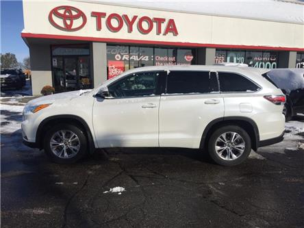 2016 Toyota Highlander  (Stk: 1911411) in Cambridge - Image 1 of 15