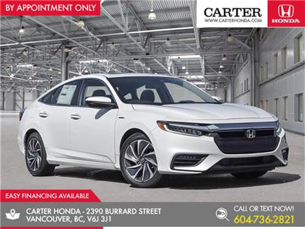 2020 Honda Insight Touring (Stk: IL01720) in Vancouver - Image 1 of 24