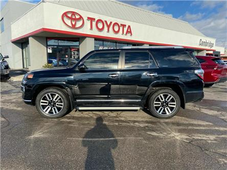 2017 Toyota 4Runner SR5 (Stk: 2004731) in Cambridge - Image 1 of 15