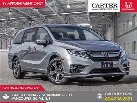 2020 Honda Odyssey EX-L Navi (Stk: 8L38430) in Vancouver - Image 1 of 24