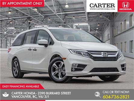 2020 Honda Odyssey EX-RES (Stk: 8L39600) in Vancouver - Image 1 of 24
