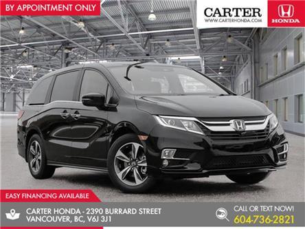 2020 Honda Odyssey EX-L Navi (Stk: 8L39660) in Vancouver - Image 1 of 25