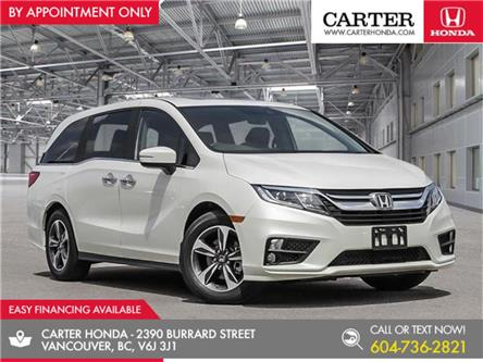 2020 Honda Odyssey EX (Stk: 8L43740) in Vancouver - Image 1 of 24