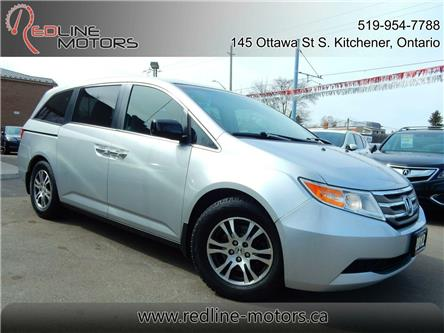 2012 Honda Odyssey EX-L (Stk: 5FNRL5) in Kitchener - Image 1 of 25