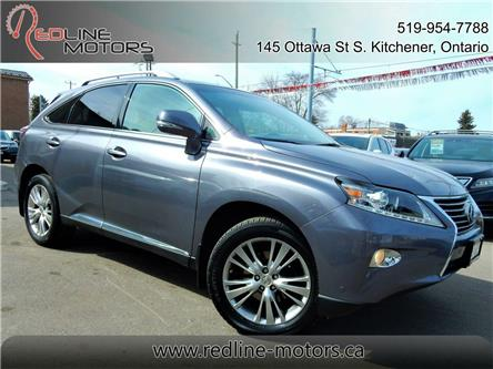 2014 Lexus RX 350 Base (Stk: 2T2BK1) in Kitchener - Image 1 of 26