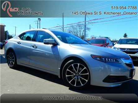 2015 Acura TLX Tech (Stk: 19UUB3) in Kitchener - Image 1 of 26