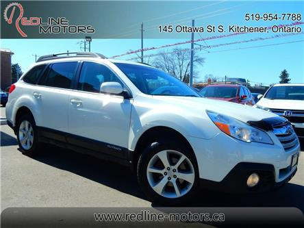 2014 Subaru Outback 2.5i Convenience Package (Stk: 4S4BRG) in Kitchener - Image 1 of 25