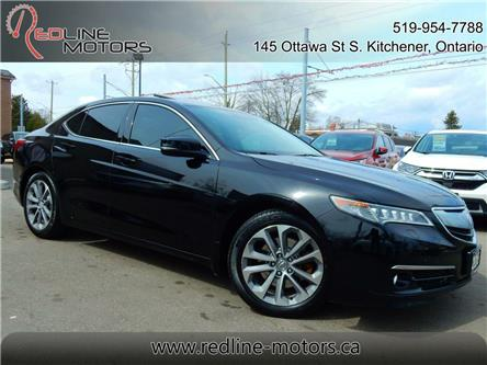 2015 Acura TLX V6 Elite (Stk: 19UUB2) in Kitchener - Image 1 of 28