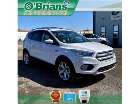 2017 Ford Escape Titanium (Stk: 13450A) in Saskatoon - Image 1 of 18