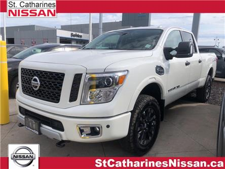 2019 Nissan Titan XD PRO-4X Diesel (Stk: TI19002) in St. Catharines - Image 1 of 5