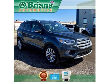 2017 Ford Escape Titanium (Stk: 13451A) in Saskatoon - Image 1 of 20