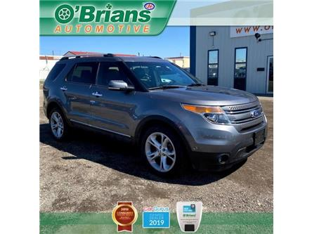 2013 Ford Explorer Limited (Stk: 13452A) in Saskatoon - Image 1 of 14