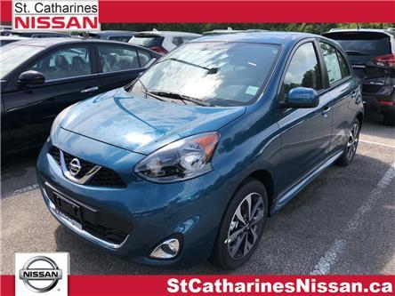 2019 Nissan Micra SR (Stk: MI19011) in St. Catharines - Image 1 of 5