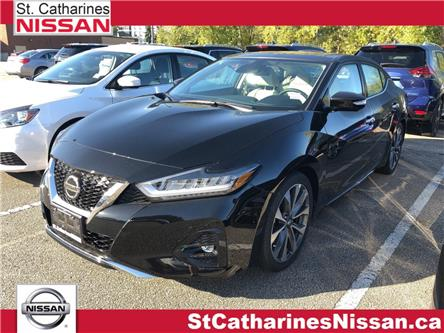 2020 Nissan Maxima Platinum (Stk: MX20002) in St. Catharines - Image 1 of 5