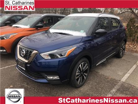 2020 Nissan Kicks SR (Stk: KI20010) in St. Catharines - Image 1 of 5