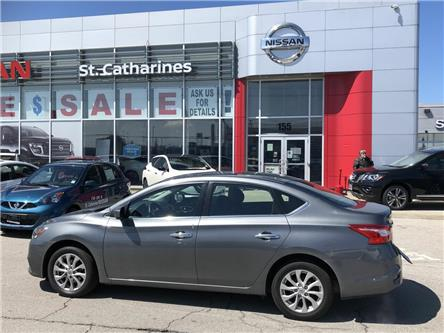 2019 Nissan Sentra  (Stk: P2622) in St. Catharines - Image 1 of 9