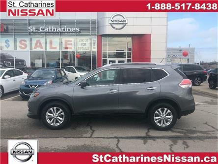 2016 Nissan Rogue  (Stk: P2628) in St. Catharines - Image 1 of 24