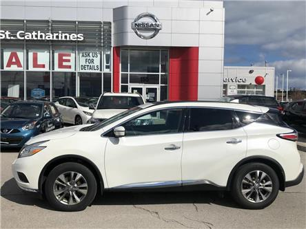 2017 Nissan Murano  (Stk: SSP306A) in St. Catharines - Image 1 of 10