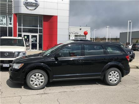 2017 Dodge Journey CVP/SE (Stk: P2620A) in St. Catharines - Image 1 of 8