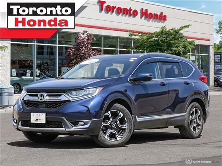 2019 Honda CR-V Touring (Stk: H40165A) in Toronto - Image 1 of 27