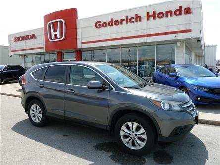 2012 Honda CR-V EX-L (Stk: U04520) in Goderich - Image 1 of 9