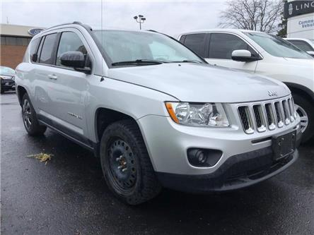2011 Jeep Compass Sport/North (Stk: FB138A) in Waterloo - Image 1 of 14