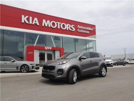 2017 Kia Sportage  (Stk: P2358) in Gatineau - Image 1 of 14