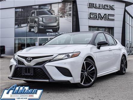 2018 Toyota Camry  (Stk: U090046) in Mississauga - Image 1 of 30