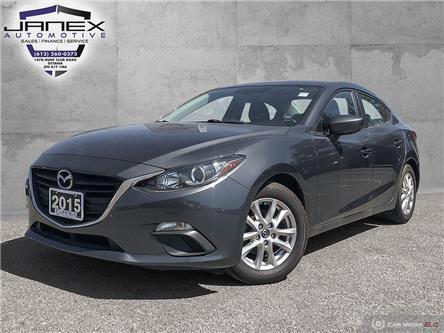 2015 Mazda Mazda3 GS (Stk: 20028) in Ottawa - Image 1 of 26