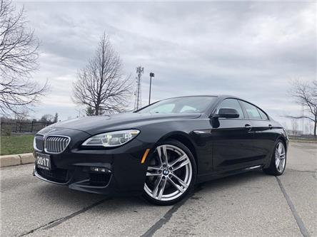 2017 BMW 650 Gran Coupe  (Stk: P1617) in Barrie - Image 1 of 14