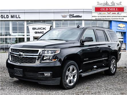 2020 Chevrolet Tahoe LT (Stk: LR116572) in Toronto - Image 1 of 18