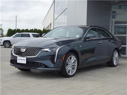 2020 Cadillac CT4 Premium Luxury (Stk: 0207930) in Langley City - Image 1 of 6