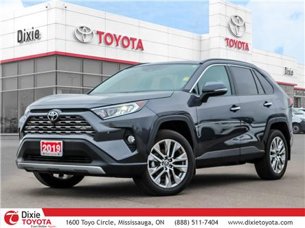 2019 Toyota RAV4 Limited (Stk: D200853A) in Mississauga - Image 1 of 30