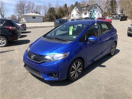 2016 Honda Fit EX (Stk: ) in Middle Sackville - Image 1 of 12