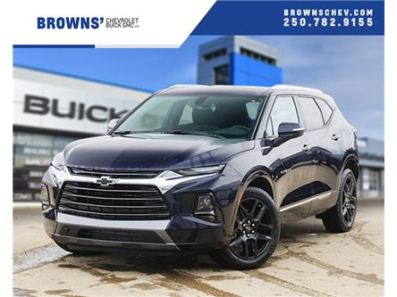 2020 Chevrolet Blazer Premier (Stk: T20-1168) in Dawson Creek - Image 1 of 19