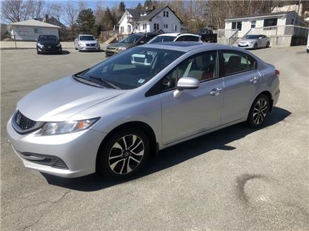 2014 Honda Civic EX (Stk: -) in Middle Sackville - Image 1 of 13
