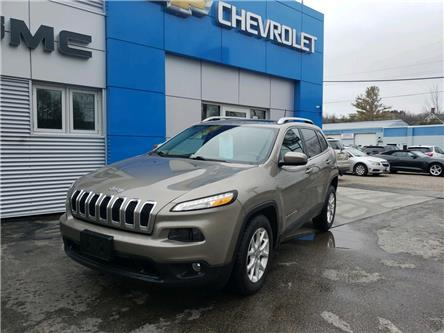 2017 Jeep Cherokee North (Stk: 19531A) in Espanola - Image 1 of 14