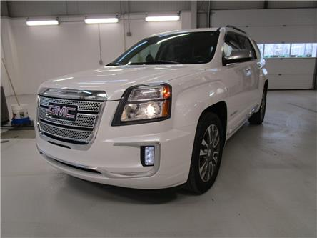 2017 GMC Terrain Denali (Stk: 2090142) in Moose Jaw - Image 1 of 33