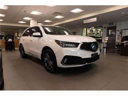 2020 Acura MDX A-Spec (Stk: L800375GROUNDED) in Brampton - Image 1 of 10