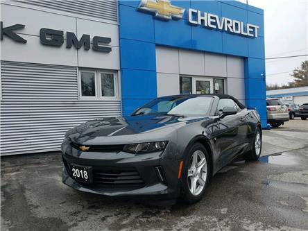 2018 Chevrolet Camaro 2LT (Stk: 18573) in Espanola - Image 1 of 17
