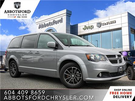 2019 Dodge Grand Caravan GT (Stk: AB1037) in Abbotsford - Image 1 of 27