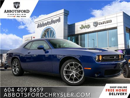 2020 Dodge Challenger SXT (Stk: L120871) in Abbotsford - Image 1 of 24